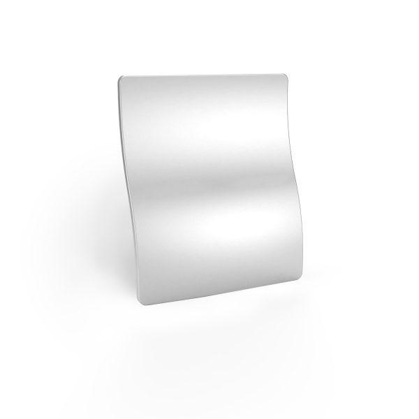Futuristic Mat Chrome Finger Pull
