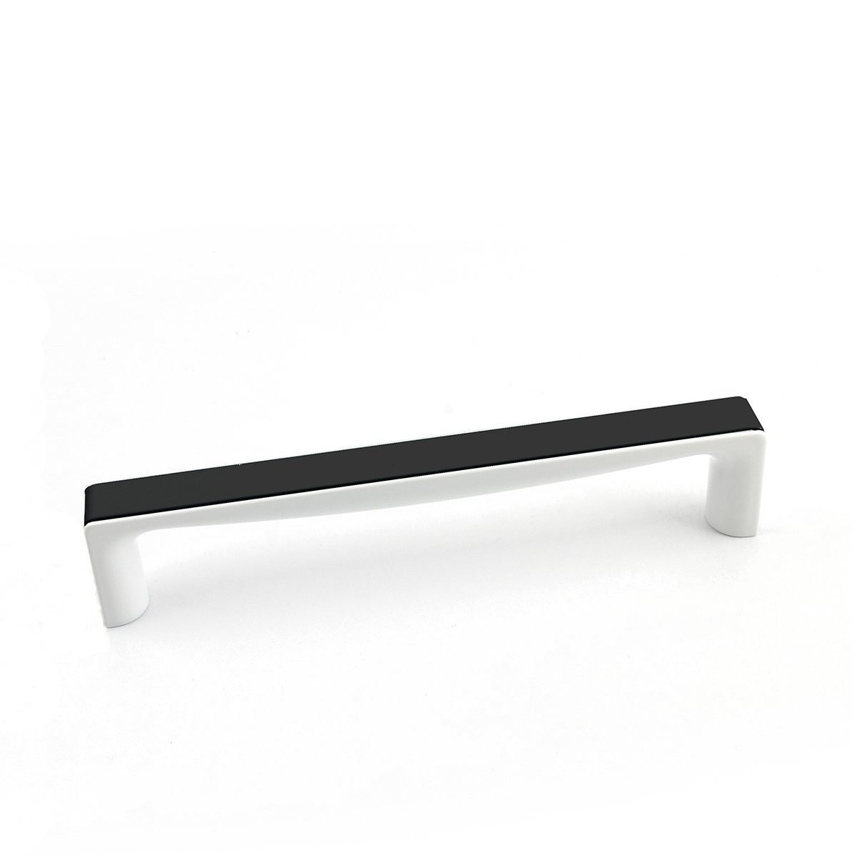 Unique Black White Rectangular Pull